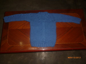 knitted goods 10