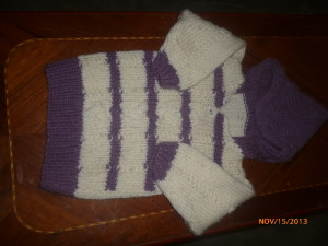 knitted goods 6