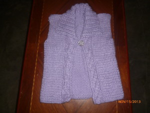 knitted goods 9